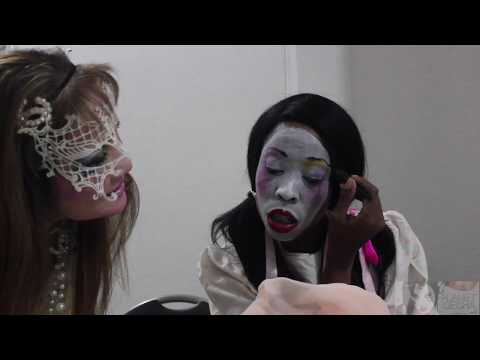 Geisha Davis - Makeup Tutorial Halloween Special