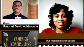 Prophet David Adebowale Prophecy