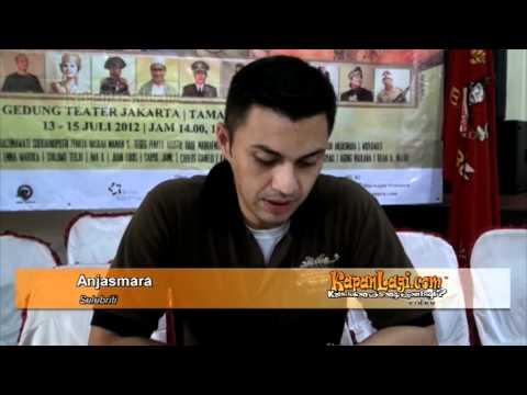 Perankan Sosok Soekarno, Anjasmara Terbebani