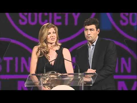Friday Night Lights- Honoree Speech - YouTube