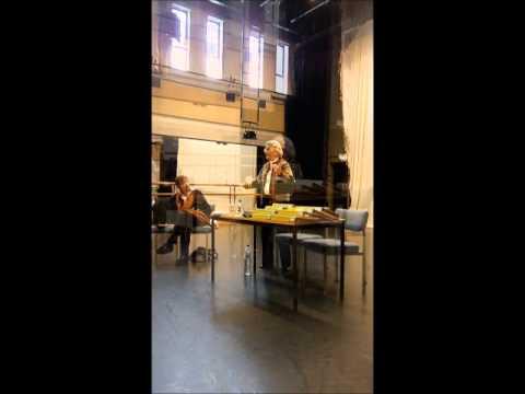 Ann Hutchinson Guest Lecture Laban Guild 2013 Part 5