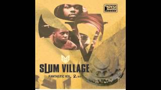 Slum Village - CB4 (Instrumental)