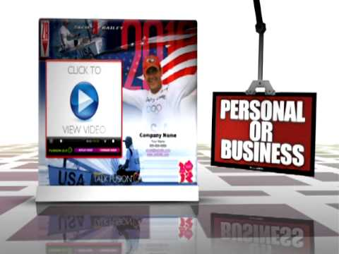 Talk Fusion Custom Video Email Templates - \