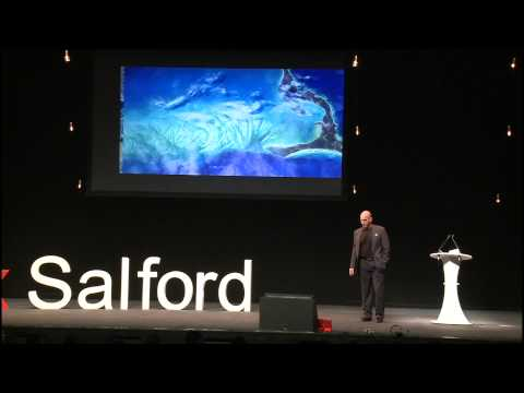 The force of gravity | Clayton Anderson | TEDxSalford