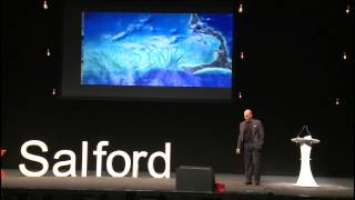 The force of graטity | Clayton Anderson | TEDxSalford