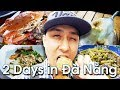 2 DAYS of FOOD & FUN in DA NANG!   PART 1 of 2   DA NANG & HOI AN TRAVEL VLOG 2017