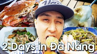 2 DAYS of FOOD & FUN in DA NANG! | PART 1 of 2 | DA NANG & HOI AN TRAVEL VLOG 2017