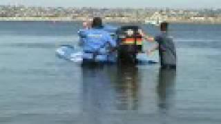 Formula 1 Champ Boat