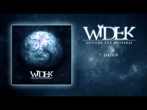 Widek - Outside The Universe (Full Album)