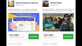 видео Как убрать и отключить рекламу в приложениях и на экране Андроида (Android)