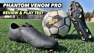 NIKE PHANTOM VENOM PRO | REVIEW & PLAY TEST