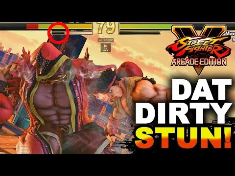 SFV AE * Balrog V-Trigger 2 Dirty Highlights / Crush Counters New Approaches and More!