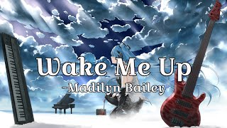 Repeat youtube video Nightcore- Wake Me Up (Female Version)
