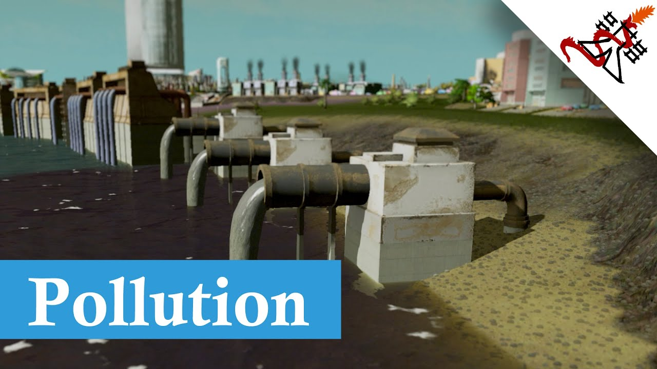 Cities Skylines No Water Pollution