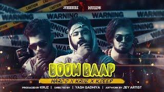 Boom Baap | Aghori Muzik | Official Music | Latest Gujarati HipHop Song