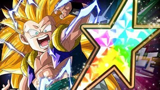 4.72 MILLION ATTACK! 100% RAINBOW STAR FULLY EZA TEQ SSJ3 GOTENKS SHOWCASE! (DBZ: Dokkan Battle)