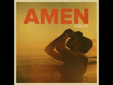 Andra Day - Amen Lyrics Video