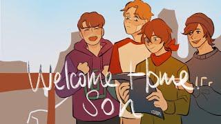 Download lagu [Dream SMP] Welcome Home, Son (Animatic) READ DESC