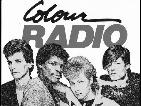 """Obscure 80's Bands """"Colour Radio - Colour Radio"""" (Complete Album)"""