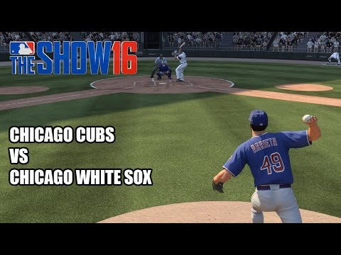 Thumbnail image for ''MLB The Show 16' Gameplay: Chicago Cubs vs. Chicago White Sox (PlayStation 4)'