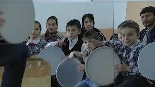 открытый урок в школе искусств в классе музыкальных инструментов