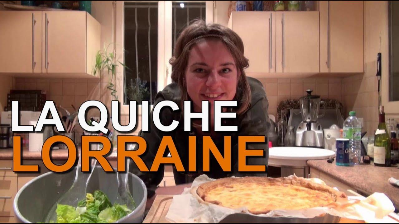 Quiche Lorraine - Ma Recette Facile et Delicieuse ! - YouTube