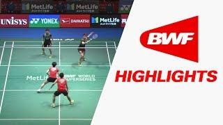 Daihatsu Yonex Japan Open 2017 | Badminton F – Highlights
