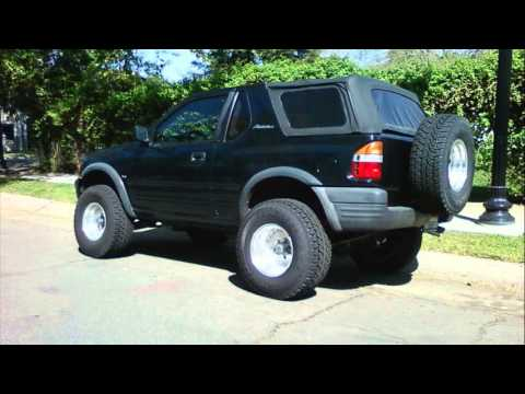 isuzu amigo lift kit