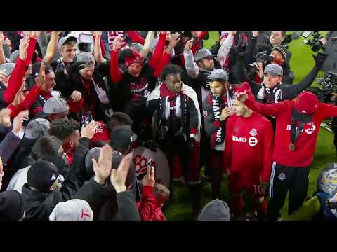 MLS Cup: Thunder Clap - December 9, 2017
