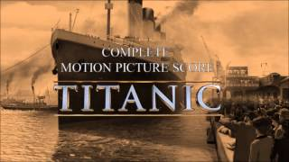 TITANIC SCORE 01.- Titanic The ship of dreams