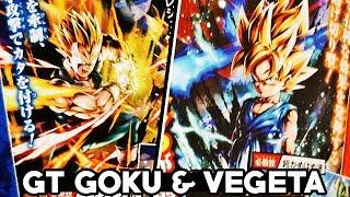 NEW GT GOKU & VEGETA COMING TO LEGENDS! Dragon Ball Legends GT Kid Goku, Vegeta, & Rilldo