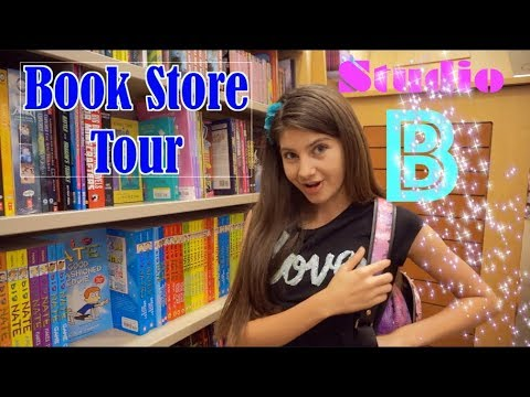 Book Store Tour! What Books Are Out?
