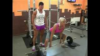 становая тяга,особенности тренинга