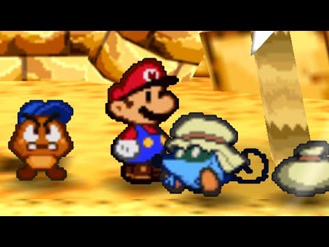 Paper Mario: Pro Mode - Part 14 - I'll Pass on the Dessert, Thank You