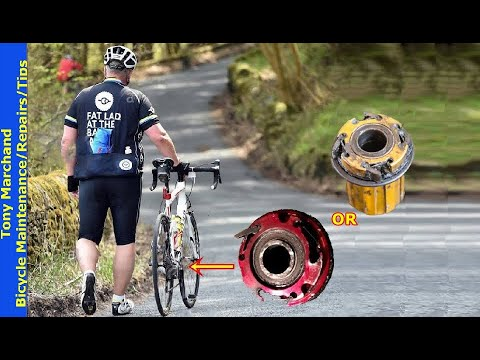 Bicycle Freehub Noise, Clicking Sound, and Freehub Trouble Shooting