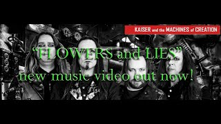 "'Flowers and Lies' – by ""KMC3"" Official music video release"