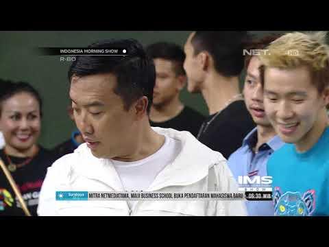 Menpora Menyerahkan Langsung Bonus Kepada Atlet Bulutangkis Asian Games 2018 Mp3