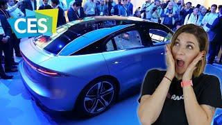 Vision S: da quando Sony fa automobili? | CES 2020 ita