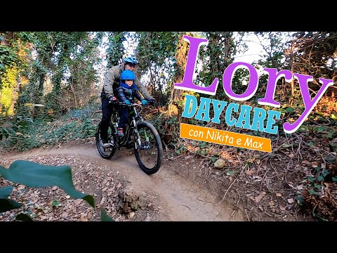 Lory Bart: Lory Daycare - Danny Macaskill Parody :)