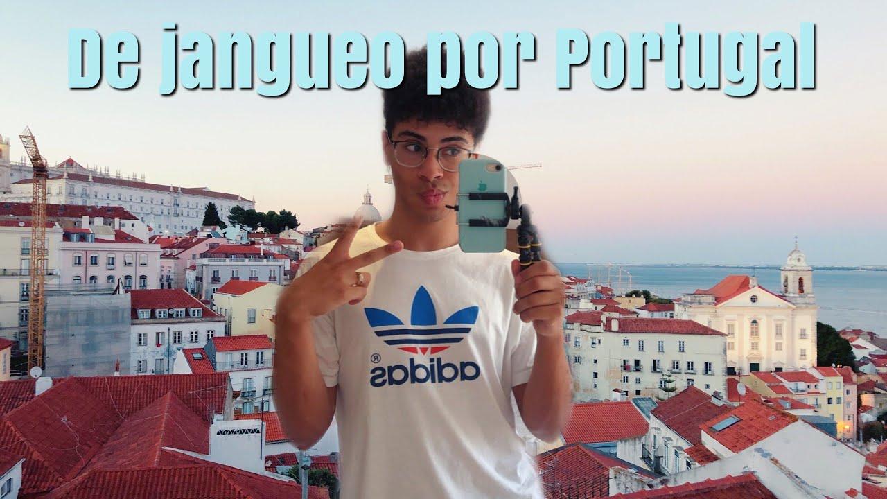 DE ODISEA Y DESORIENTADOS POR PORTUGAL / VLOG fabiomnz