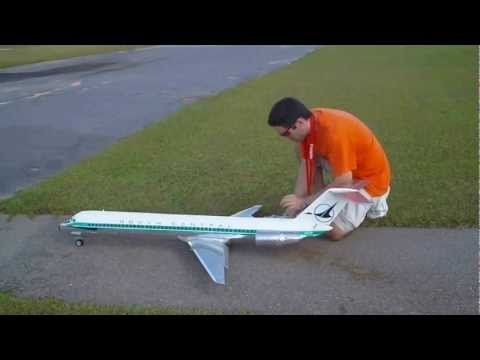DEMONDRIVER'S RC AIRLINERS!