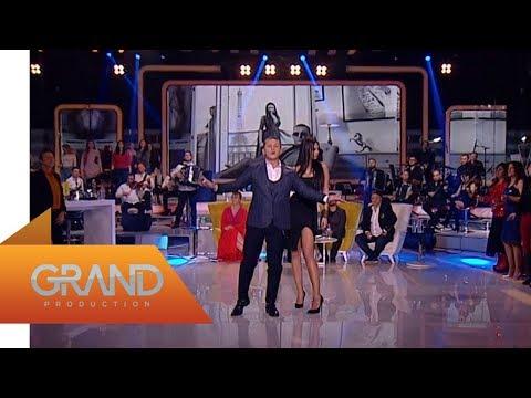 Sako Polumenta i Katarina Grujic - Bonjour - GK - (TV Grand 03.12.2018.)