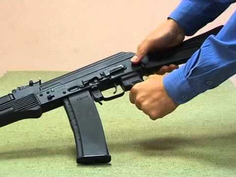IZHMASH Kalashnikov Video Presentation