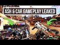 *NEW* Season 11 Ash & Car SMG Gameplay Leaked   Apex Legends 😱