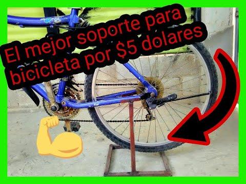como-hacer-un-soporte-o-base-para-bicicleta-estática-casero-/-how-to-make-home-exercise-bike-base