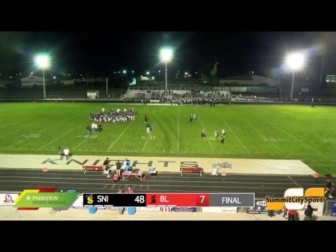 Snider at Bishop Luers | SAC Football