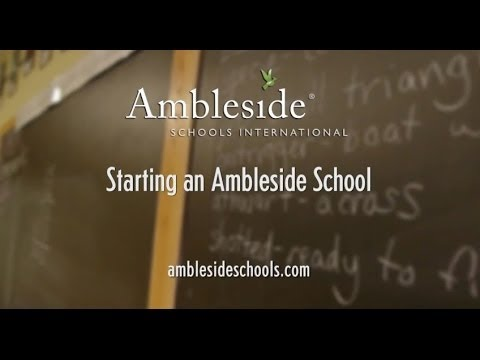 Starting an Ambleside School