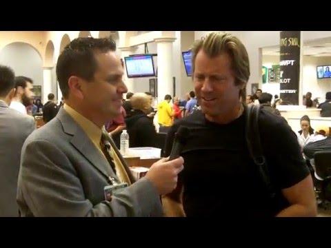 Matt Savage chats with Vince Van Patten