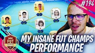 FIFA 19 I'M TOP 100 IF I BEAT THIS PRO PLAYER! MY BEST EVER PERFORMANCE in FUT CHAMPIONS!