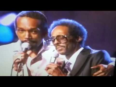 David Ruffin and Eddie Kendricks